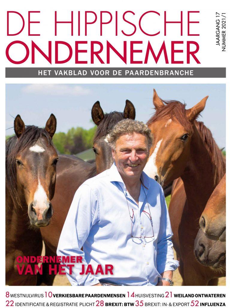 vakblad paardenbedrijf De Hippische Ondernemer